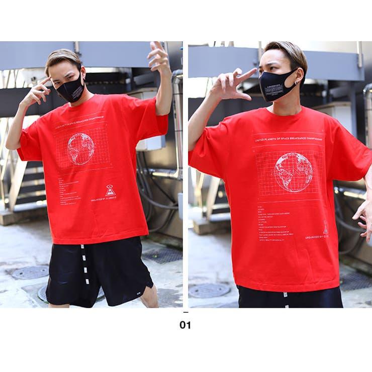 CLUBNO1Z(クラブノイズ)のTシャツ(BOXロゴ) | 詳細画像