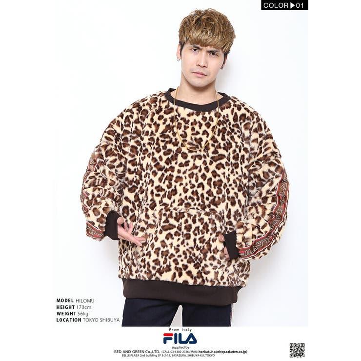 ファージャケット フィラ FILA | 本格派大人のB系  | 詳細画像1