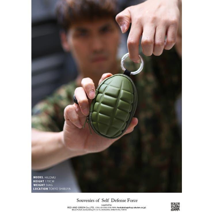 小銭入れ 防衛省自衛隊グッズ JSDF | 本格派大人のB系  | 詳細画像1