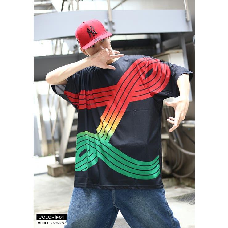 LRG(エルアールジー)のTシャツ(レゲエ・ラスタ)   詳細画像
