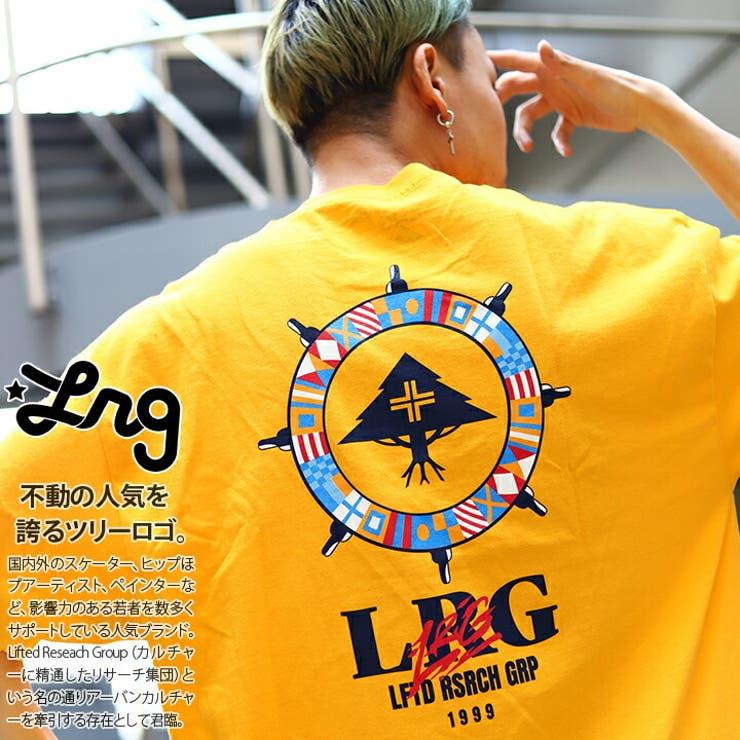 LRG(エルアールジー)のTシャツ(国旗・星)   詳細画像
