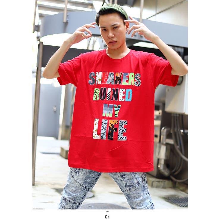 REASON(リーズン)のTシャツ(英字ロゴ) | 詳細画像