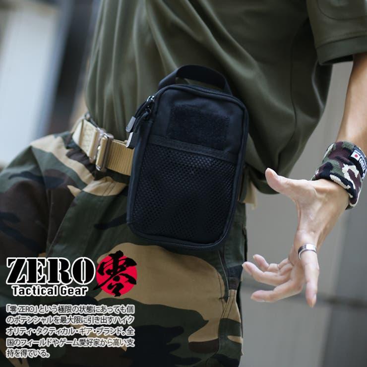 零 ZERO ポーチ | 本格派大人のB系  | 詳細画像1
