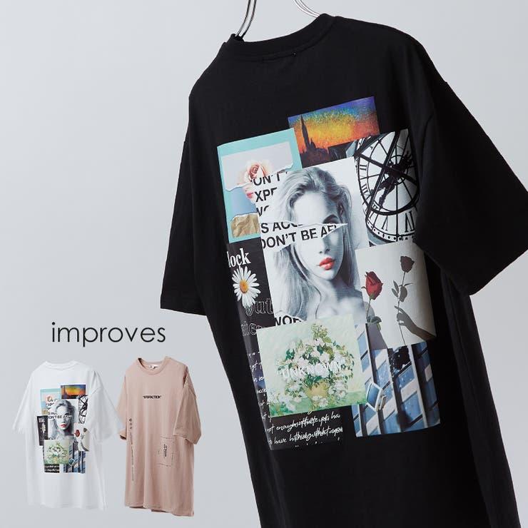 improvesのトップス/Tシャツ   詳細画像