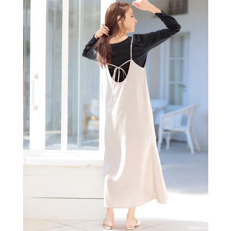 INGNI のワンピース・ドレス/キャミワンピース   詳細画像