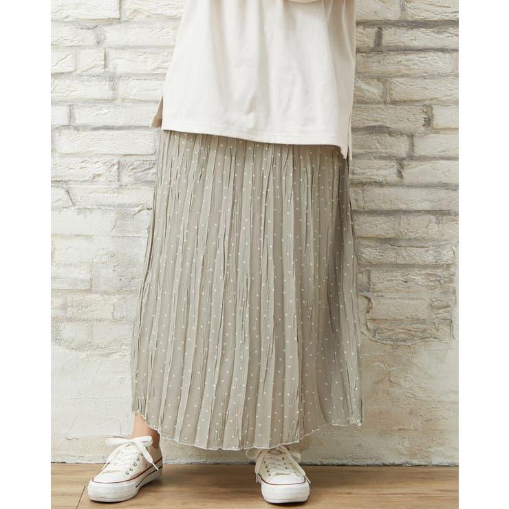 INGNI のスカート/ロングスカート   詳細画像