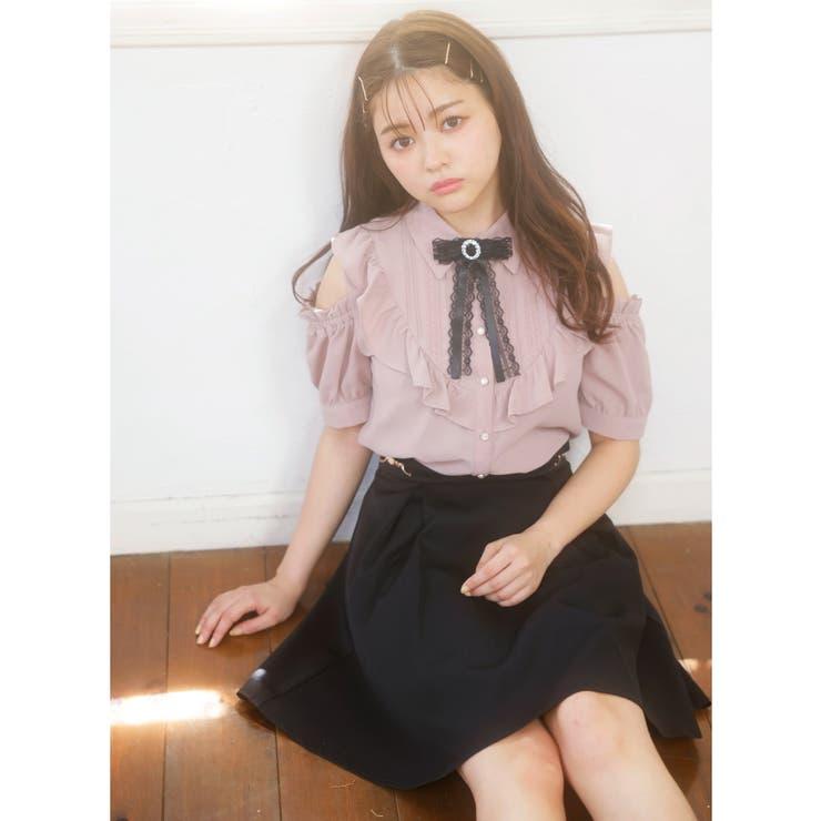 INGNI のスカート/フレアスカート | 詳細画像