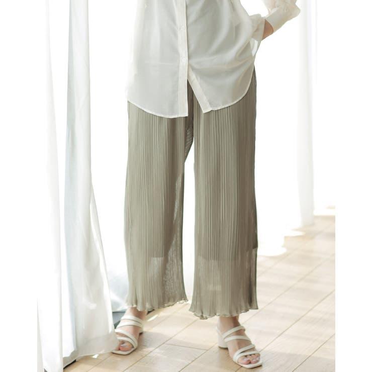 INGNI のパンツ・ズボン/ワイドパンツ | 詳細画像