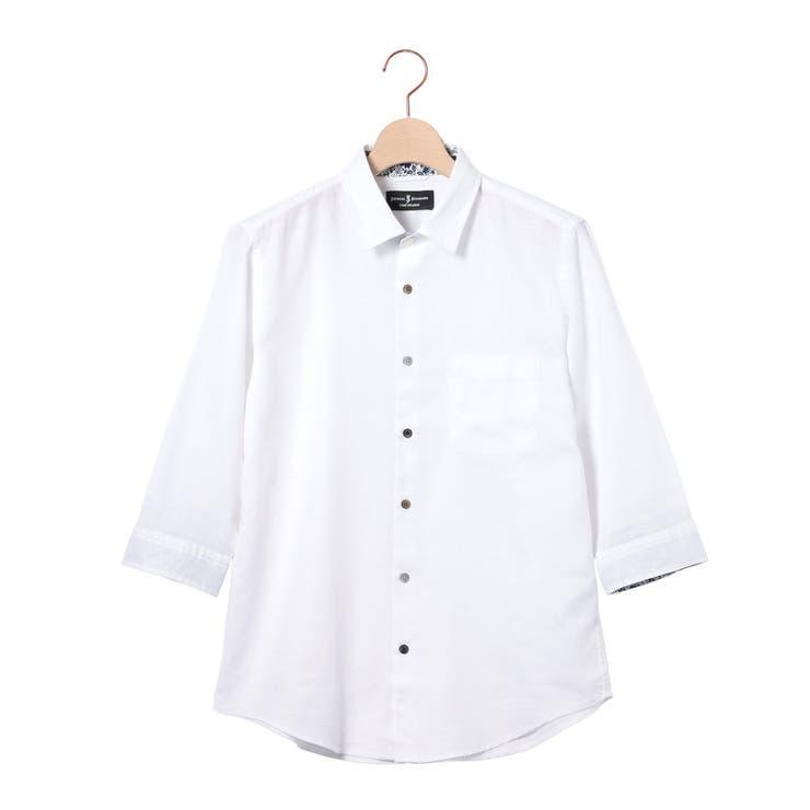 B-C/Lアムンゼン3/4 SLVシャツ | B.C STOCK | 詳細画像1