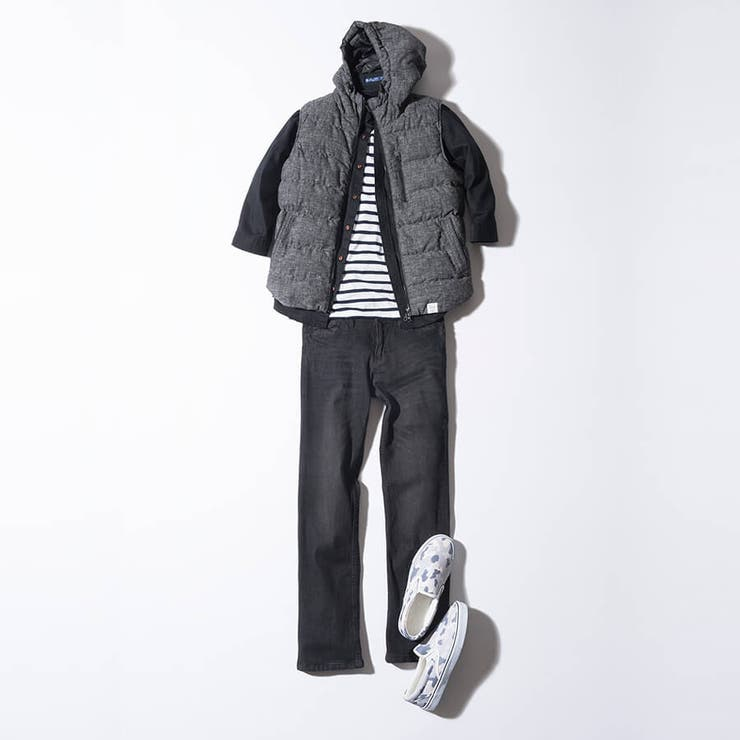 OUTER COLLECTION -SPRING- COORDINATE 3