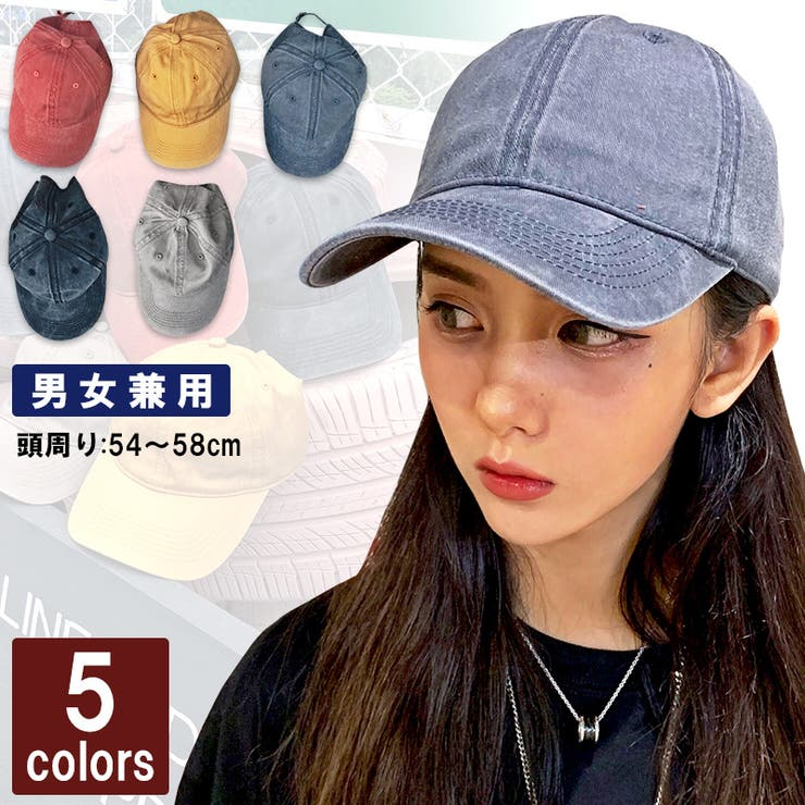 キャップ 帽子 野球帽   JESSICA   詳細画像1