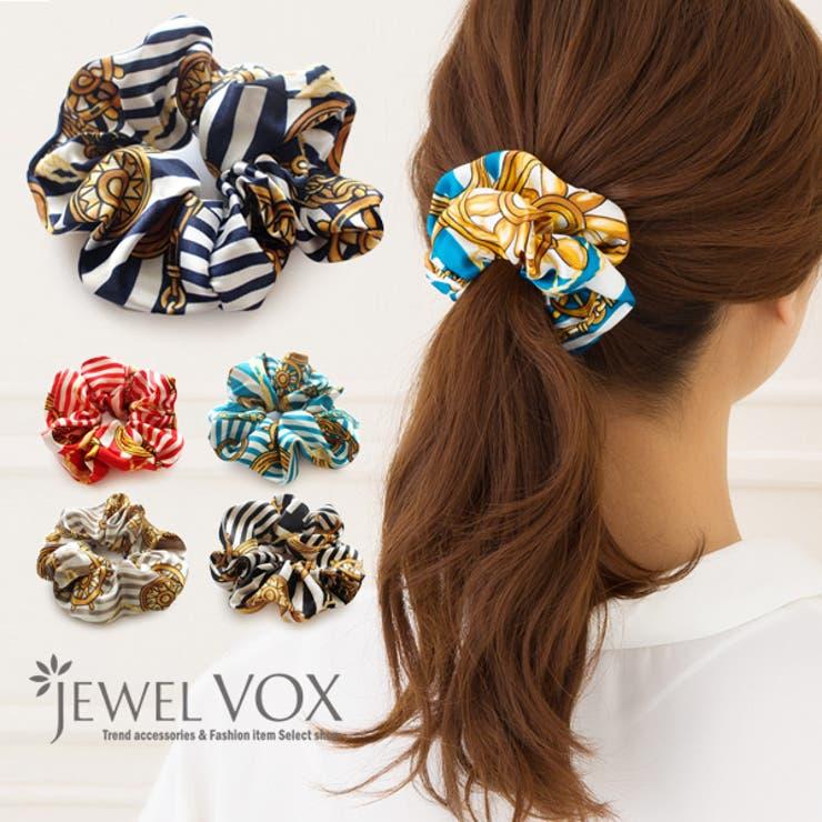 Jewel voxのヘアアクセサリー/シュシュ | 詳細画像