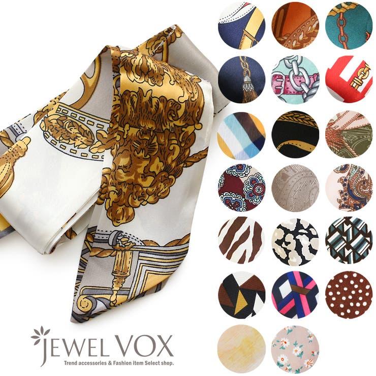 Jewel voxの小物/ストール   詳細画像