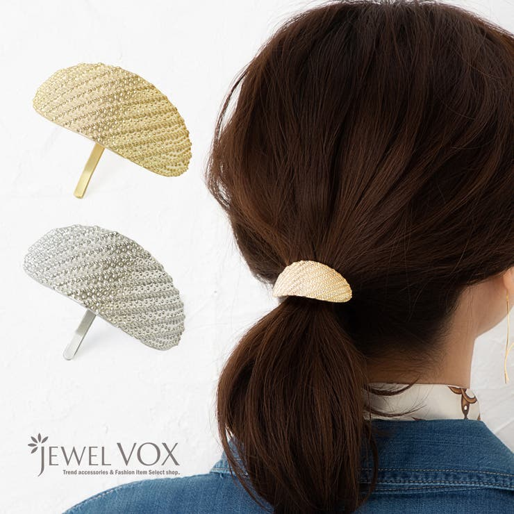 Jewel voxのヘアアクセサリー/ヘアゴム   詳細画像
