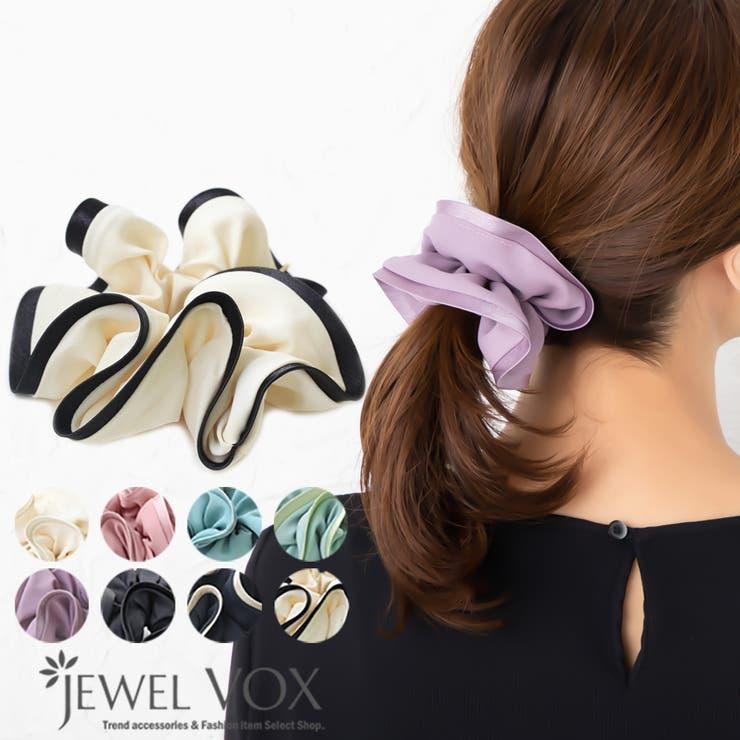 Jewel voxのヘアアクセサリー/シュシュ   詳細画像