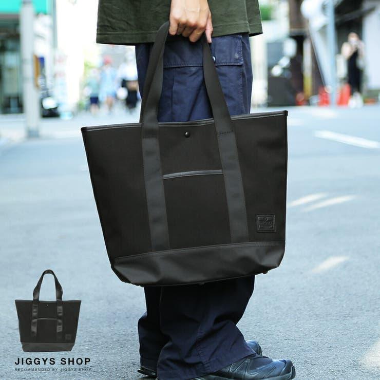 ◆POLYESTER TOTE BAG◆   JIGGYS SHOP   詳細画像1
