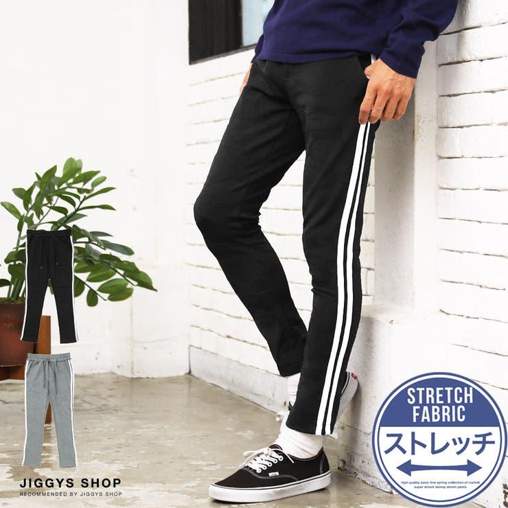 ◆ラインカモフラジャガードジョガーパンツ◆   JIGGYS SHOP   詳細画像1