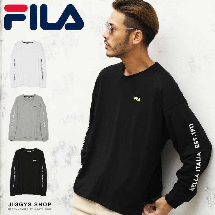 ◆FILA(フィラ)FILA スリープロゴロンT◆   JIGGYS SHOP   詳細画像1