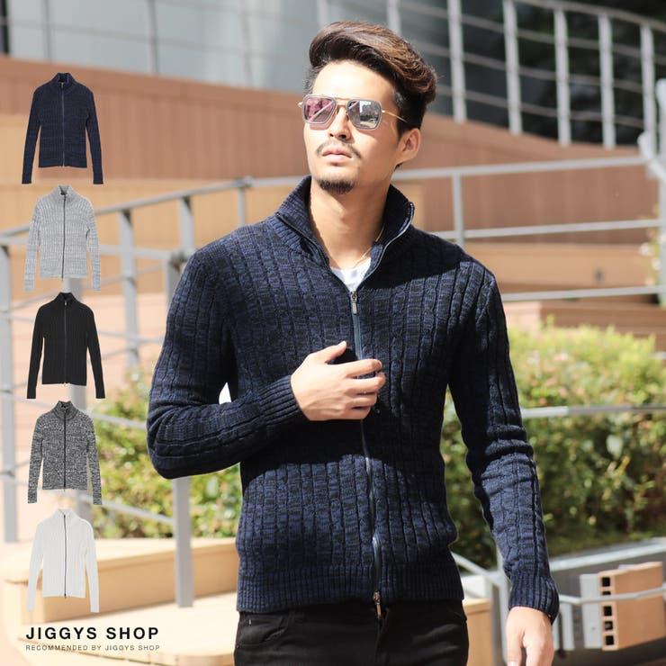 JIGGYS SHOPのトップス/ニット・セーター   詳細画像