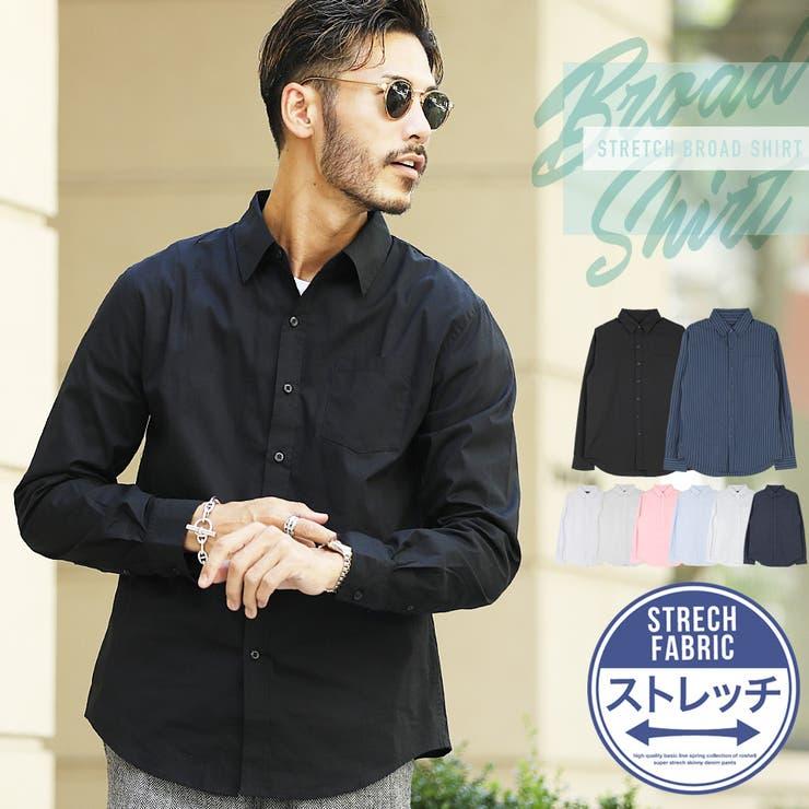 ◆roshell(ロシェル)ブロードシャツ◆   詳細画像