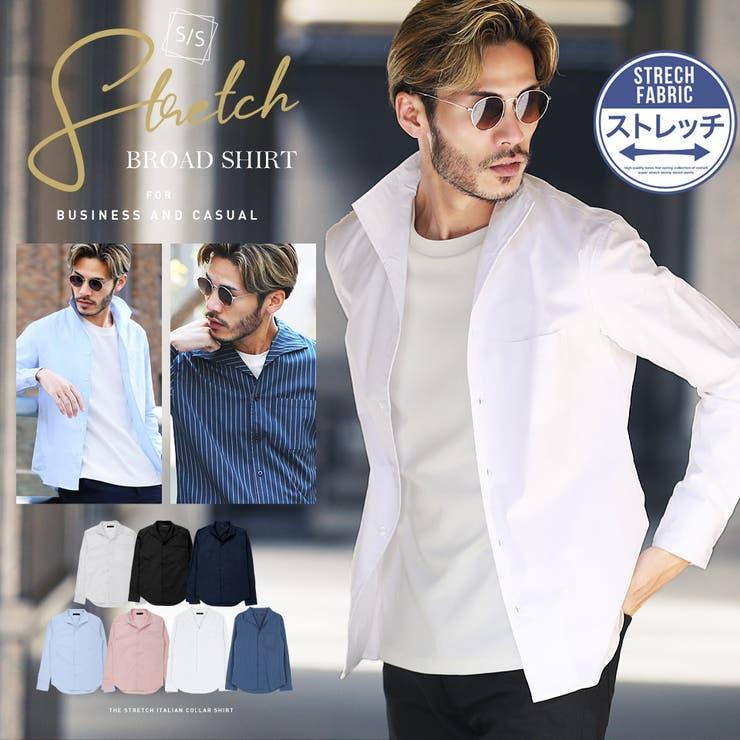 ◆roshell(ロシェル)ブロードシャツ◆ | 詳細画像