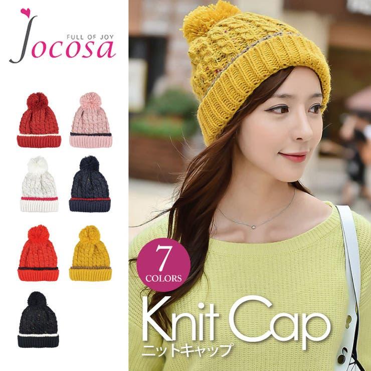 JOCOSAの帽子/ニット帽 | 詳細画像