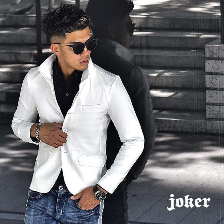 テーラードジャケット メンズ ジャケット   JOKER   詳細画像1