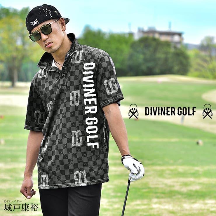ゴルフウェア メンズ ポロシャツ | JOKER | 詳細画像1