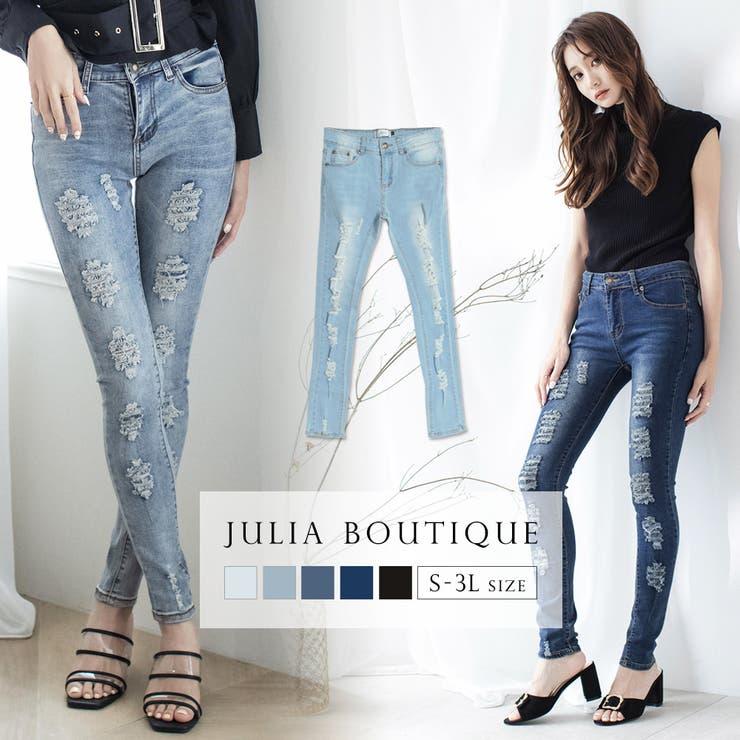 JULIA BOUTIQUEのパンツ・ズボン/デニムパンツ・ジーンズ | 詳細画像