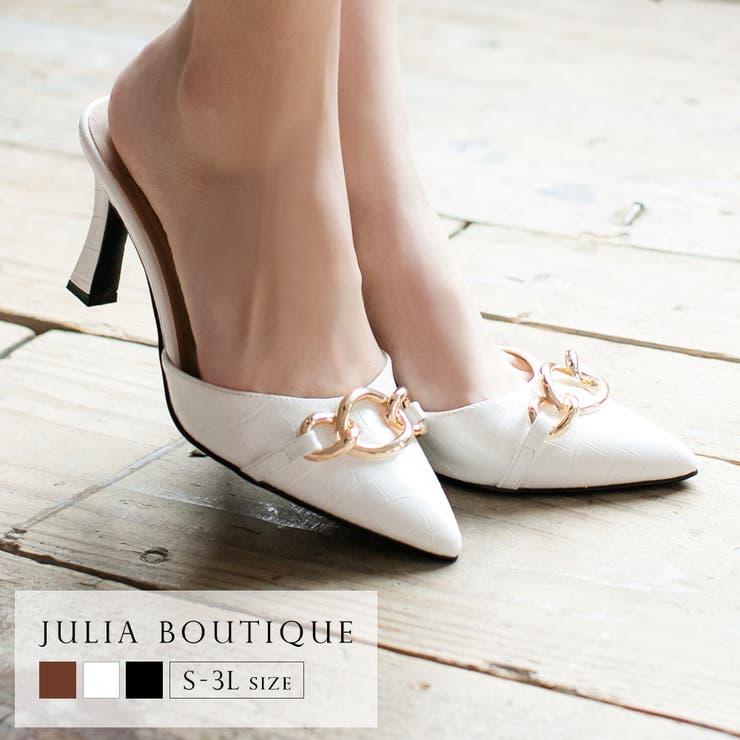 JULIA BOUTIQUEのシューズ・靴/ミュール   詳細画像