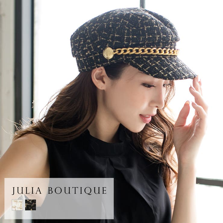 JULIA BOUTIQUEの帽子/キャスケット | 詳細画像