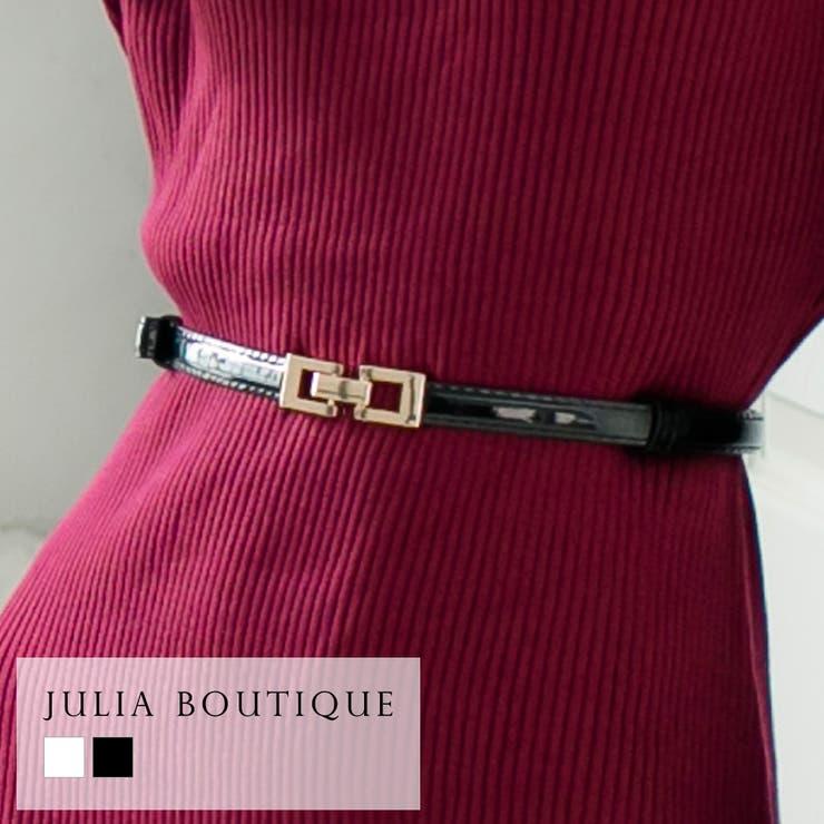 JULIA BOUTIQUEの小物/ベルト   詳細画像