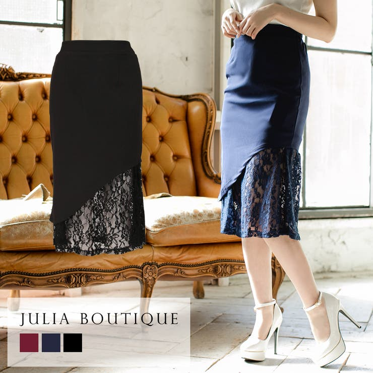 JULIA BOUTIQUEのスカート/タイトスカート   詳細画像