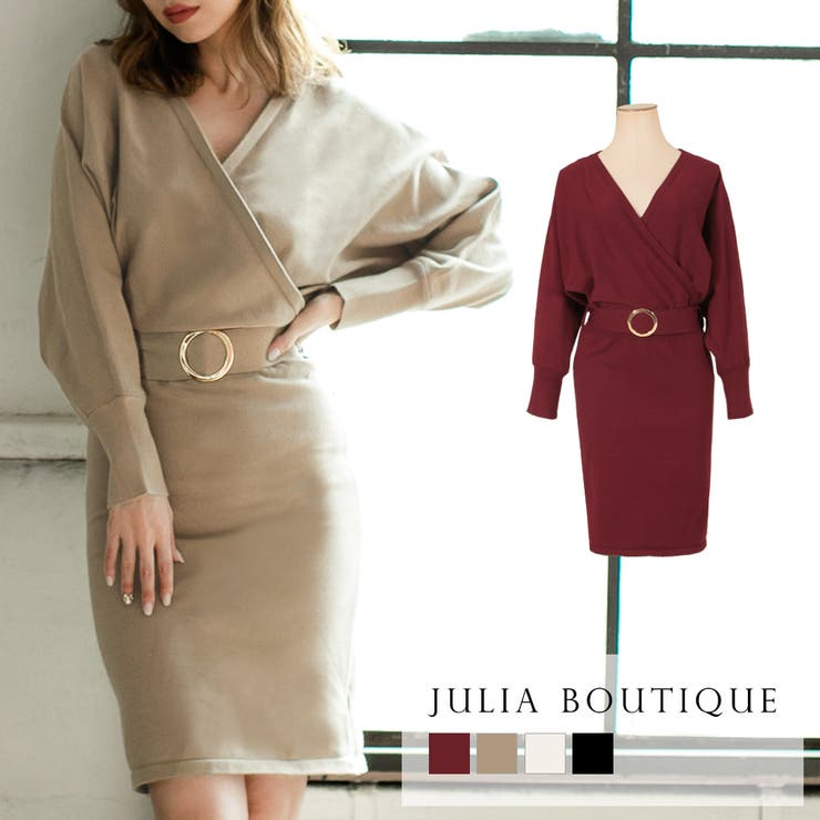 JULIA BOUTIQUEのワンピース・ドレス/ニットワンピース | 詳細画像