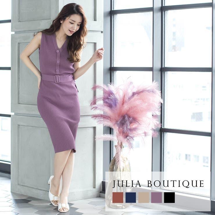JULIA BOUTIQUEのワンピース・ドレス/ニットワンピース   詳細画像