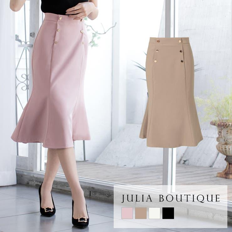 JULIA BOUTIQUEのスカート/ひざ丈スカート   詳細画像