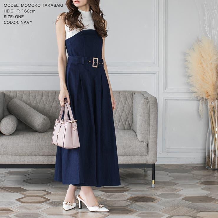 JULIA BOUTIQUEのワンピース・ドレス/デニムワンピース | 詳細画像