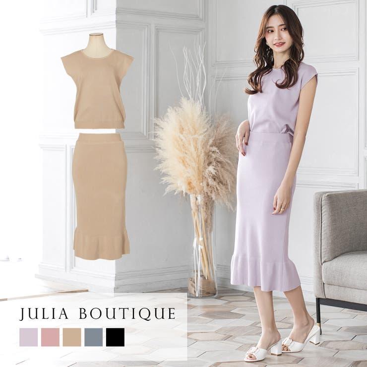 JULIA BOUTIQUEのワンピース・ドレス/ワンピース・ドレスセットアップ   詳細画像