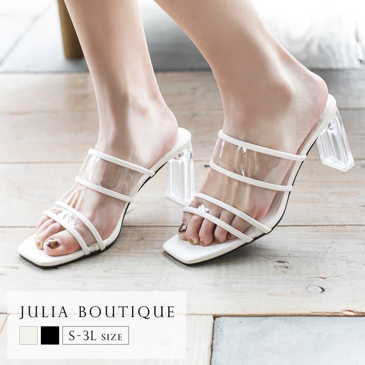 JULIA BOUTIQUEのシューズ・靴/サンダル | 詳細画像