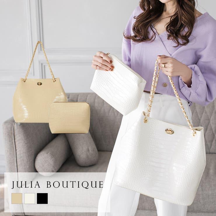 JULIA BOUTIQUEのバッグ・鞄/トートバッグ | 詳細画像
