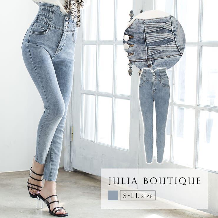 JULIA BOUTIQUEのパンツ・ズボン/デニムパンツ・ジーンズ   詳細画像