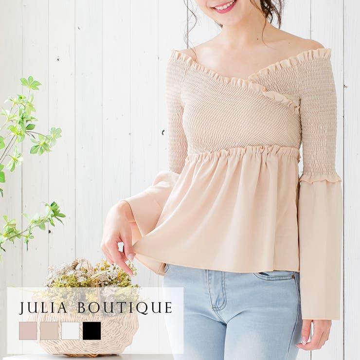 JULIA BOUTIQUEのトップス/カットソー   詳細画像