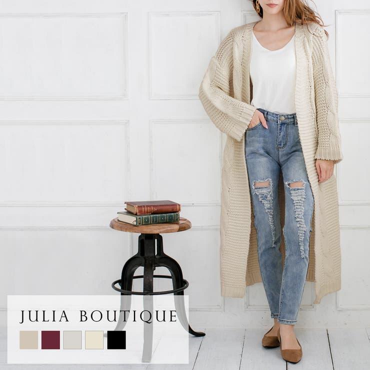 JULIA BOUTIQUEのトップス/カーディガン | 詳細画像