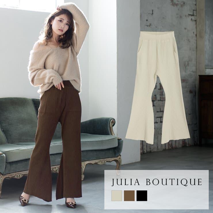 JULIA BOUTIQUEのパンツ・ズボン/パンツ・ズボン全般 | 詳細画像