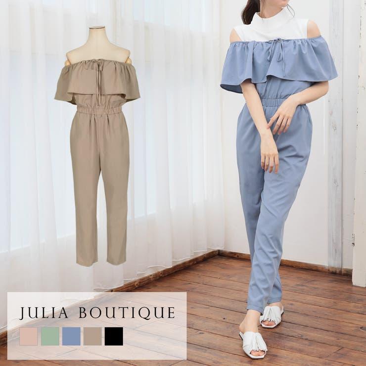 JULIA BOUTIQUEのパンツ・ズボン/オールインワン・つなぎ   詳細画像