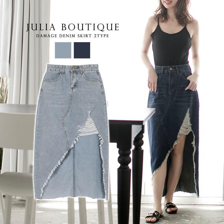 JULIA BOUTIQUEのスカート/デニムスカート | 詳細画像