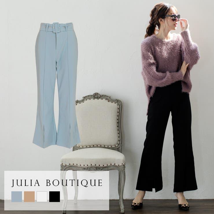JULIA BOUTIQUEのパンツ・ズボン/ワイドパンツ   詳細画像