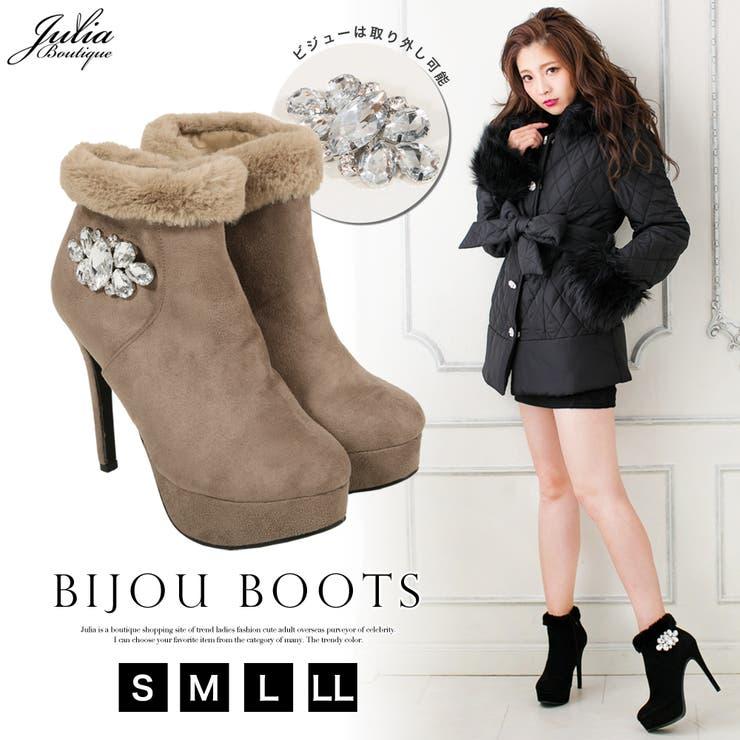 JULIA BOUTIQUEのシューズ・靴/ショートブーツ   詳細画像