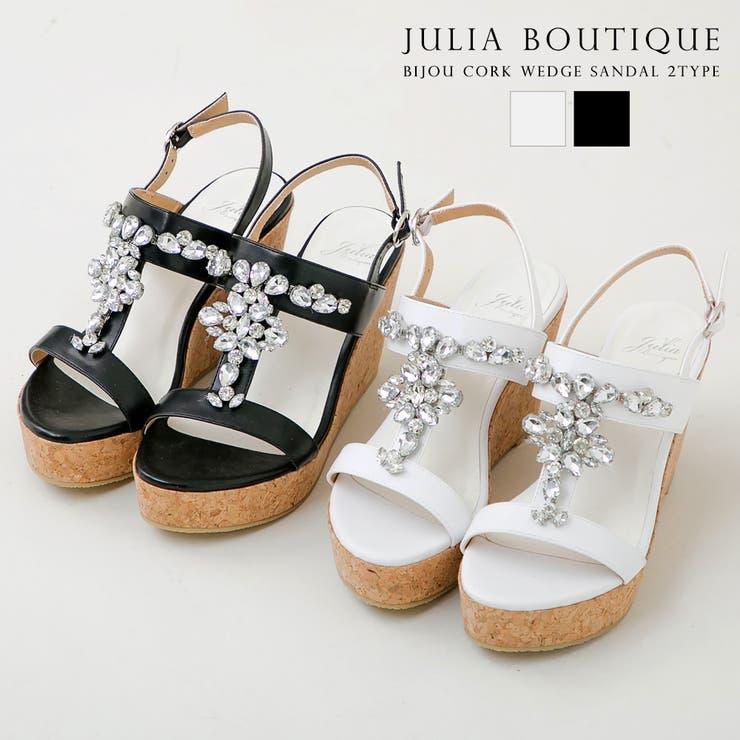 JULIA BOUTIQUEのシューズ・靴/サンダル   詳細画像