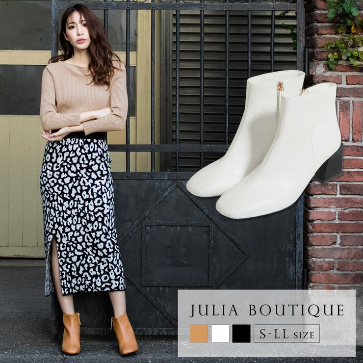 JULIA BOUTIQUEのシューズ・靴/ショートブーツ | 詳細画像
